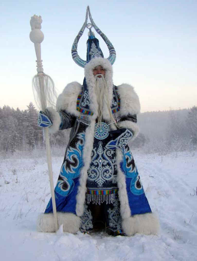russian-santa