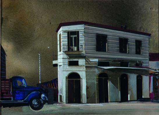 Σπίτι στο Αλιβέρι, 1973 ΜΥΤΑΡΑΣ ΔΗΜΗΤΡΗΣ, 1934