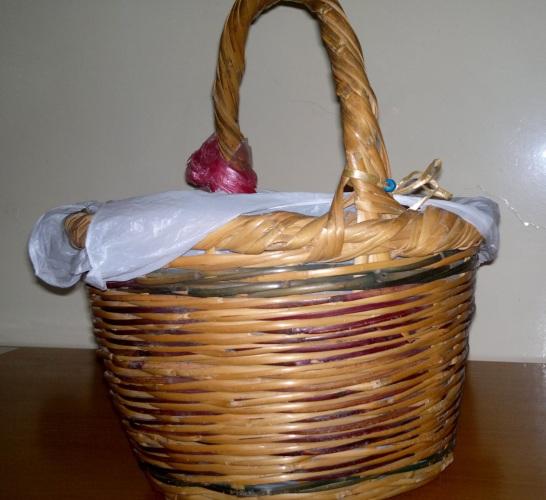 «Επήαν και τ' αυκά και το καλάθιν»- Κυπριακό παραμύθι