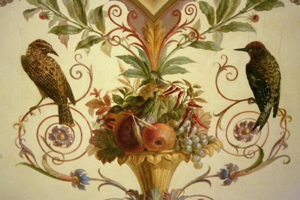 Brumidi Paintings