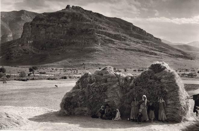 Στυμφαλία Στη σκιά της θημωνιάς 1903