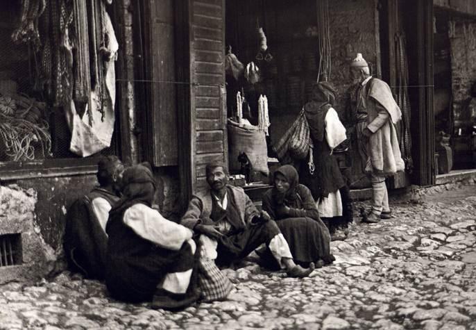 Παραμυθιά, αγορά, 1915