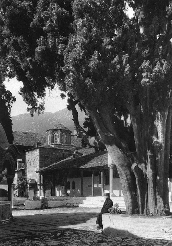 Άθως, μονή μεγίστης Λαύρας, 1928