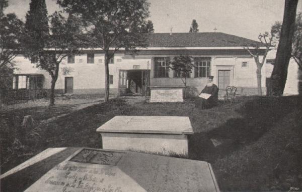 1913, Ιερός Ναός Αγίου Δημητρίου Ταταούλων (Τα Ταταύλα, Παμφίλου Μελισσηνός)
