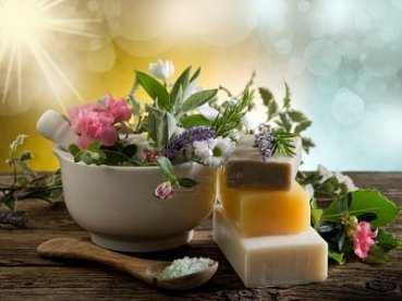 Natural cosmetics. Do it yourself!