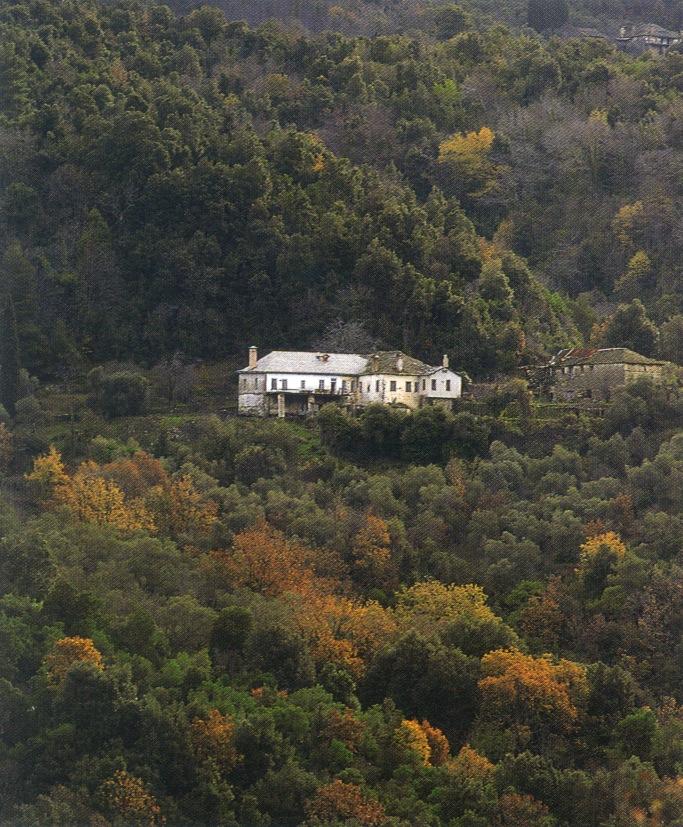 Το κελί του Αγίου Προκοπίουhttp://www.pemptousia.gr