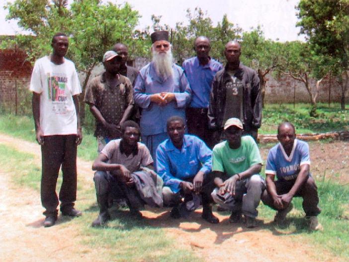 Aghos Afrikanon 20