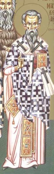 Άγιος Μάρκελλος επίσκοπος Σικελίας