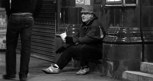 CALLS homeless charity