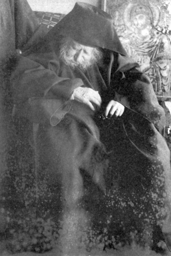 Monaxos Iakovos Vatopaidinos 1807-1904