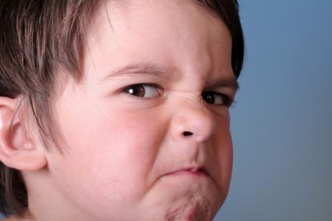 The tantrums in childrenjpg