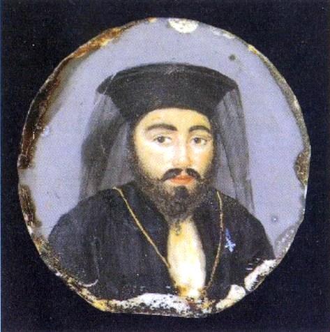 Ο Κύπριος αγωνιστής του 1821, αρχιμανδρίτης Θεόφιλος Θησέας.