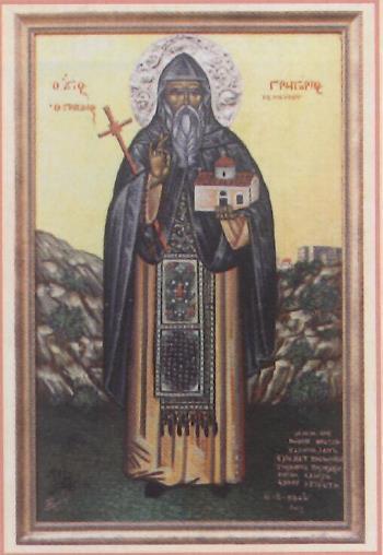Άγιος Γρηγόριος ο Γραβανός ο Νισύριος