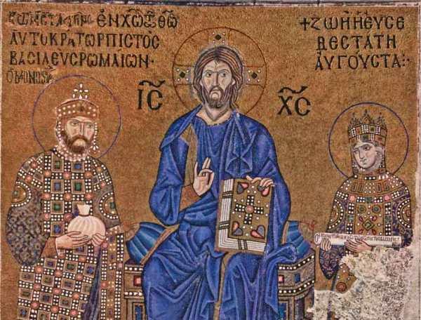 HagiaSophia_mosaic
