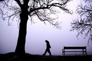 Men who WALK ALONE