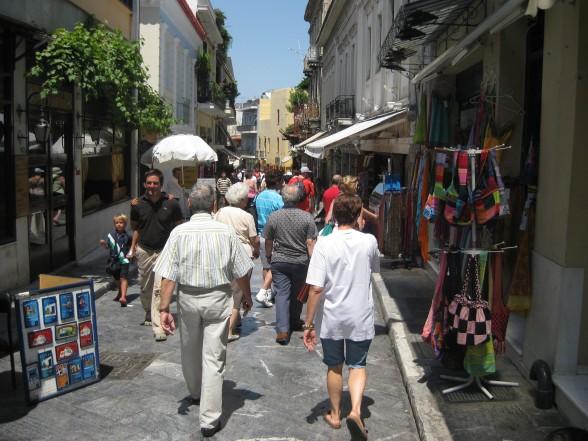Οι τουρίστες από Αυστραλία ξοδεύουν τα περισσότερα στην Ελλάδα
