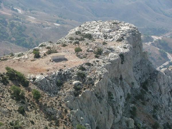 Η Ζωοδόχος Πηγή στη Σπαρτούντα της Χίου
