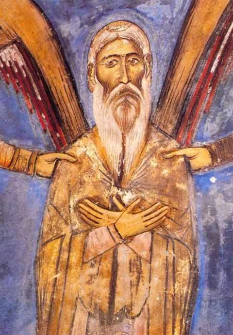 Ag. Neofytos Egkleistos (toihografia 1183), Iero Egkleistras, Moni Ag. Neofytou, Pafos Kypros