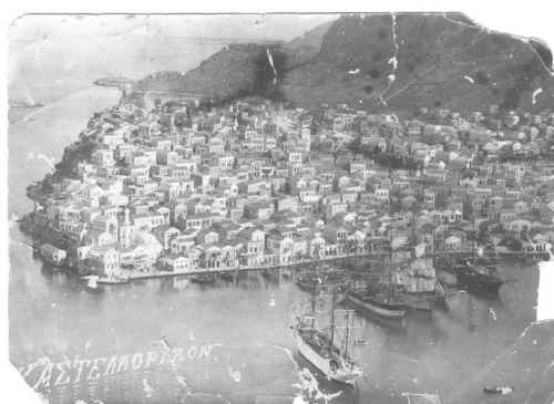 Το Καστελόριζο το 1905
