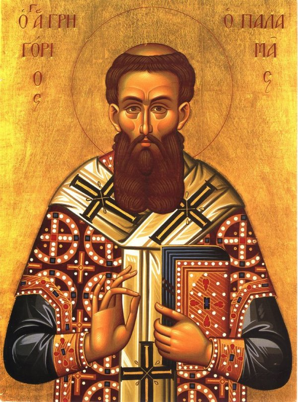 Γρηγόριος ο Παλαμάς Αρχιεπίσκοπος - Θεσσαλονίκης