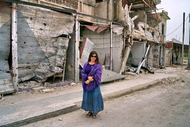 Анхар-Дамаск-2012