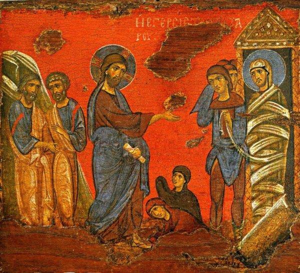 Ανάσταση του Λαζάρου