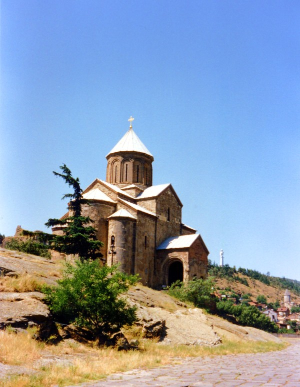 Metekhi Church