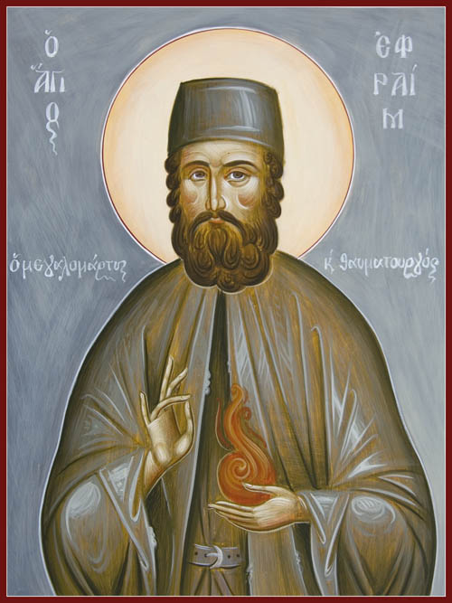 St Efraim