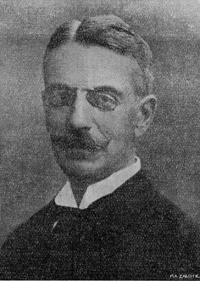Ο Κωνσταντίνος Ράλλης (1867 - 1942)
