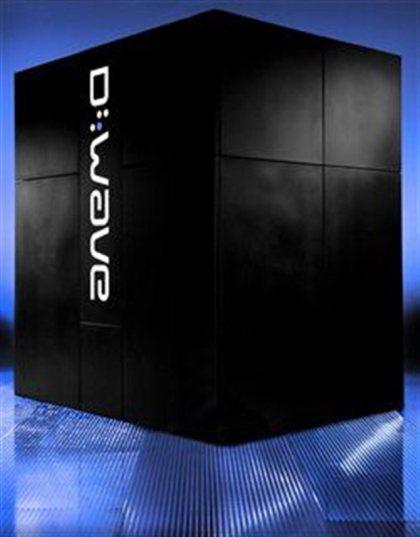 Οι υπολογιστές της D-Wave είναι γιγάντια μαύρα κουτιά