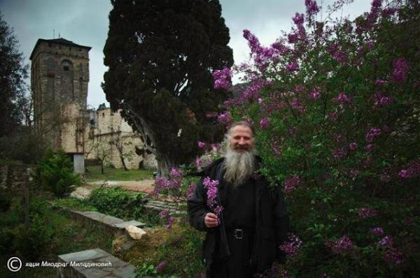 Ιερά Μονή Χιλιανδαρίου φωτογραφία: Hadzi Miodrag Miladinovic