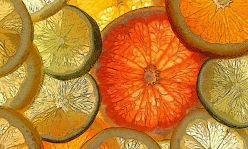 λεμόνι - πορτοκάλι
