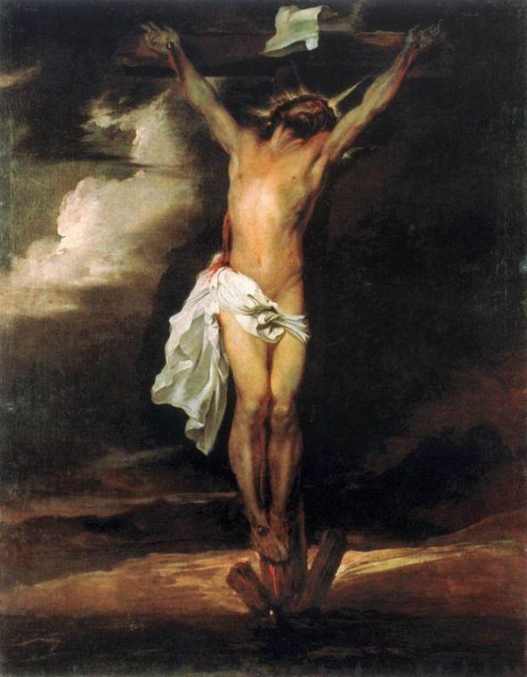 Crucifixion, Antony van Dyck, 1622