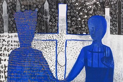 Συνδυάσει το θρησκευτικό πρότυπο με την πολιτική διαμαρτυρία και τη βυζαντινή παράδοση με την πρόσφατη ιστορία της πατρίδας του