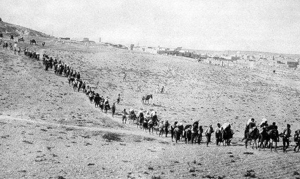 Η γενοκτονία των Ελλήνων του Πόντου αναφέρεται σε σφαγές και εκτοπισμούς εναντίον Ελληνικών πληθυσμών στην περιοχή του Πόντου που πραγματοποιήθηκαν από το κίνημα των Νεότουρκων κατά την περίοδο 1914-1923[1]. Εκτιμάται ότι στοίχισε τη ζωή περίπου 213.000-368.000 Ελλήνων Φωτό: thinkfree.gr/press-room