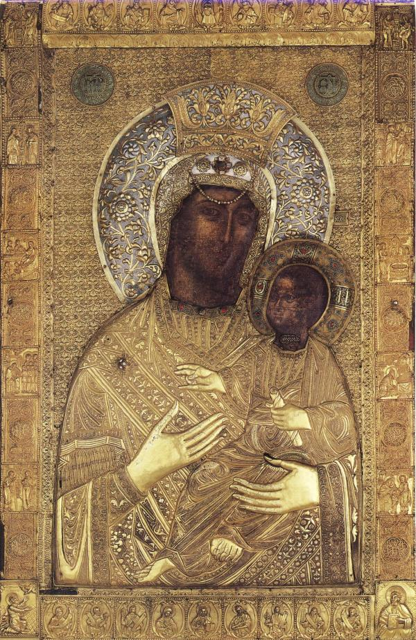 Panagia Vimatarissa, Holy and Great Monastery of Vatopaidiou, Holy Mount Athos