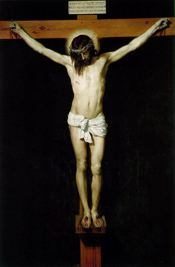 Crucifixion, Velazquez
